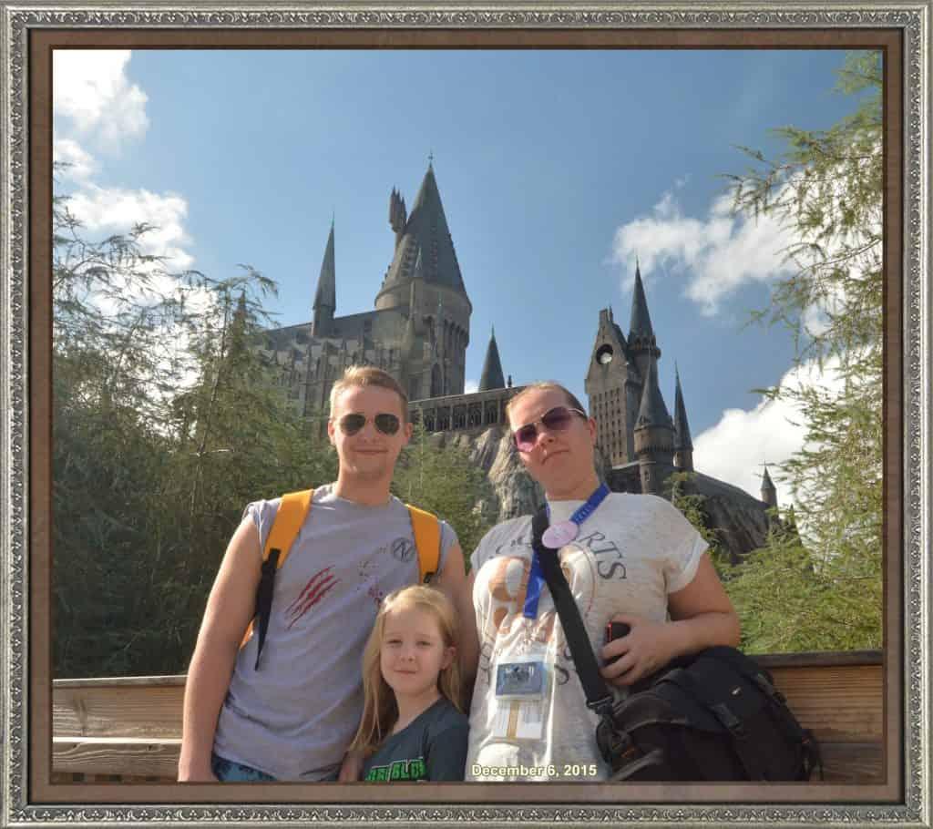 Universal Harry Potter Hogwarts