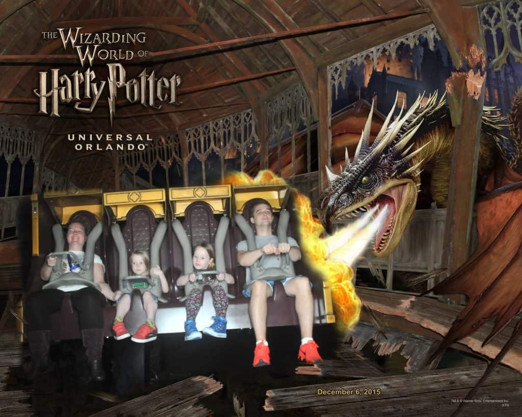 Universal Harry Potter Gringotts