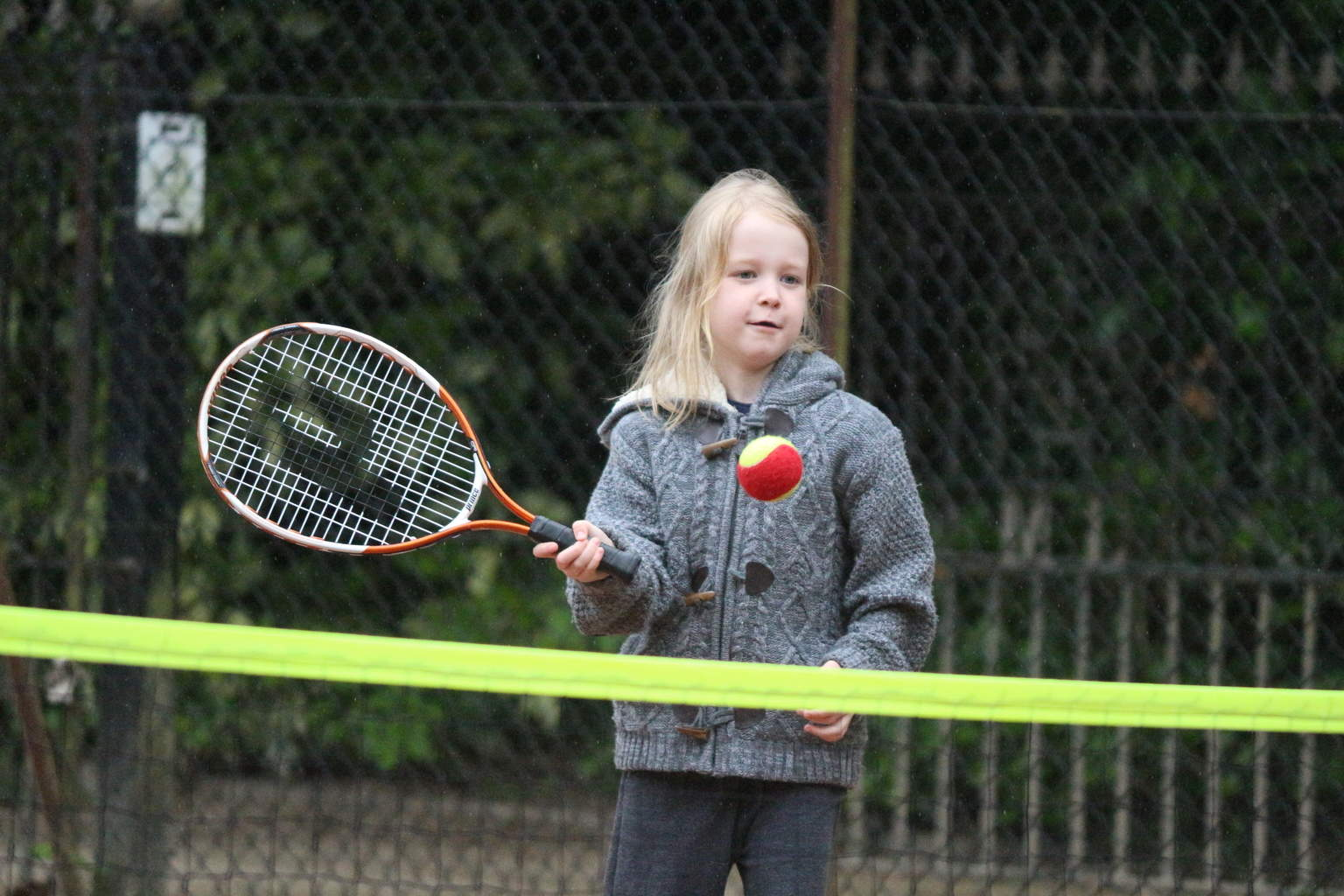 Learning a new skill with free Tennis Lessons