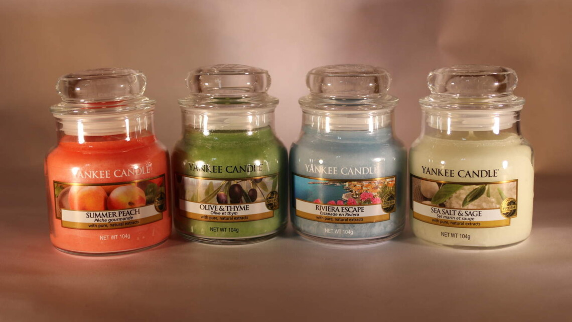 Yankee Candles Riviere Escape from Love Aroma