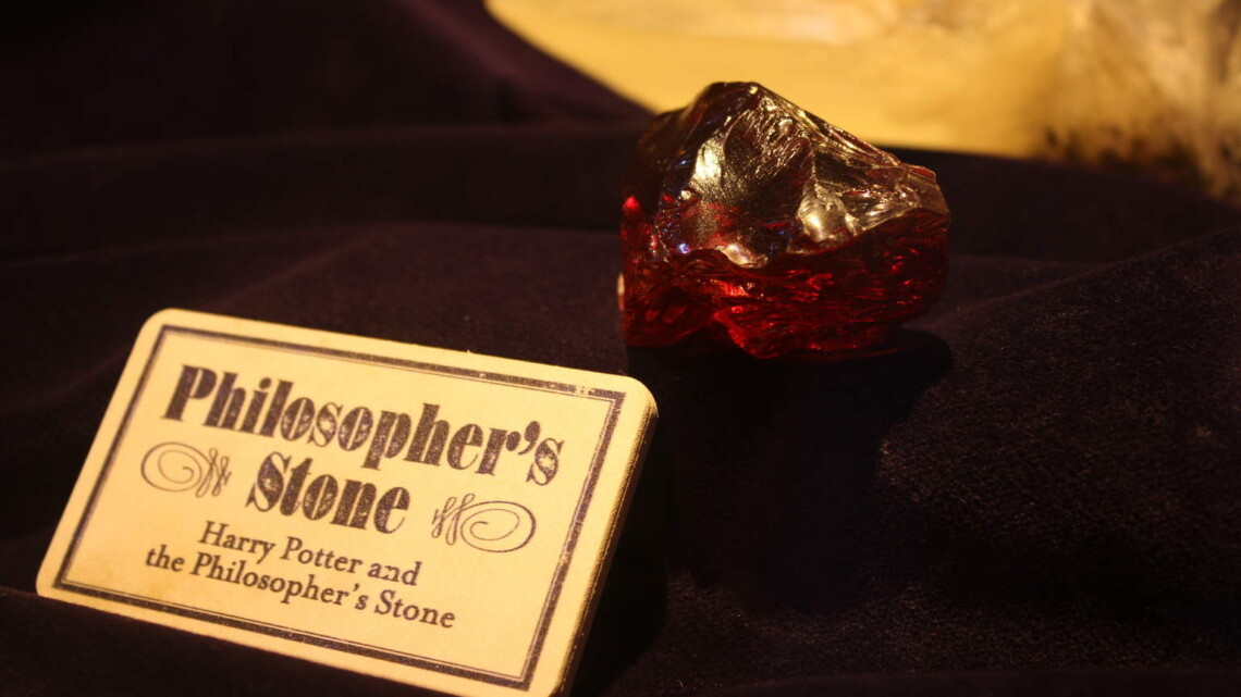 Summer at Wb Studio Tours – Finding the Philosopher's stone