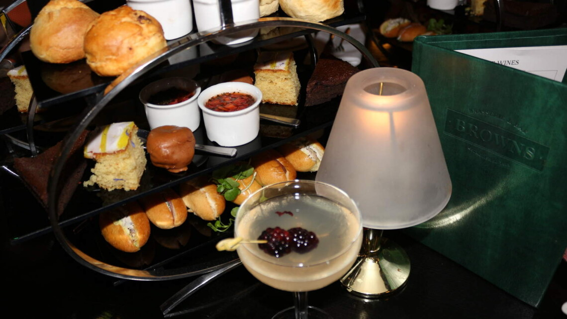 Browns Brasserie – A Royal Afternoon Tea