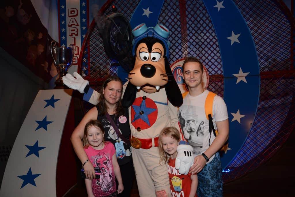 Disney Goofy Meetup