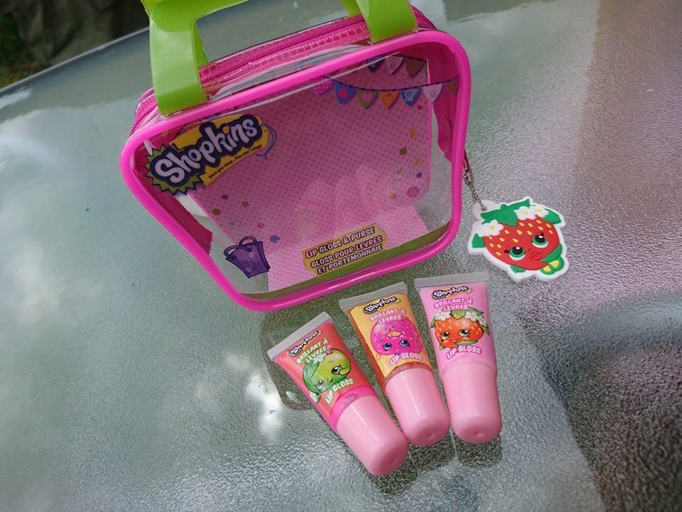 H&A lipgloss bag
