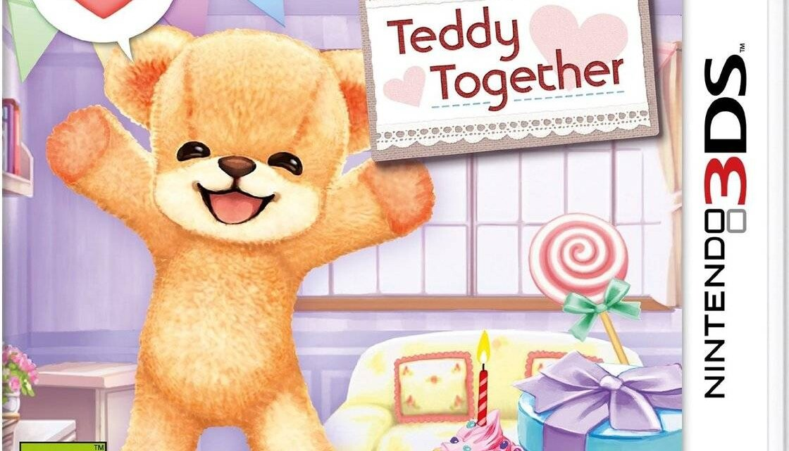 Teddy Together available now on 3DS