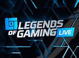 Win tickets to the Legends of Gaming Live September 10th or 11th
