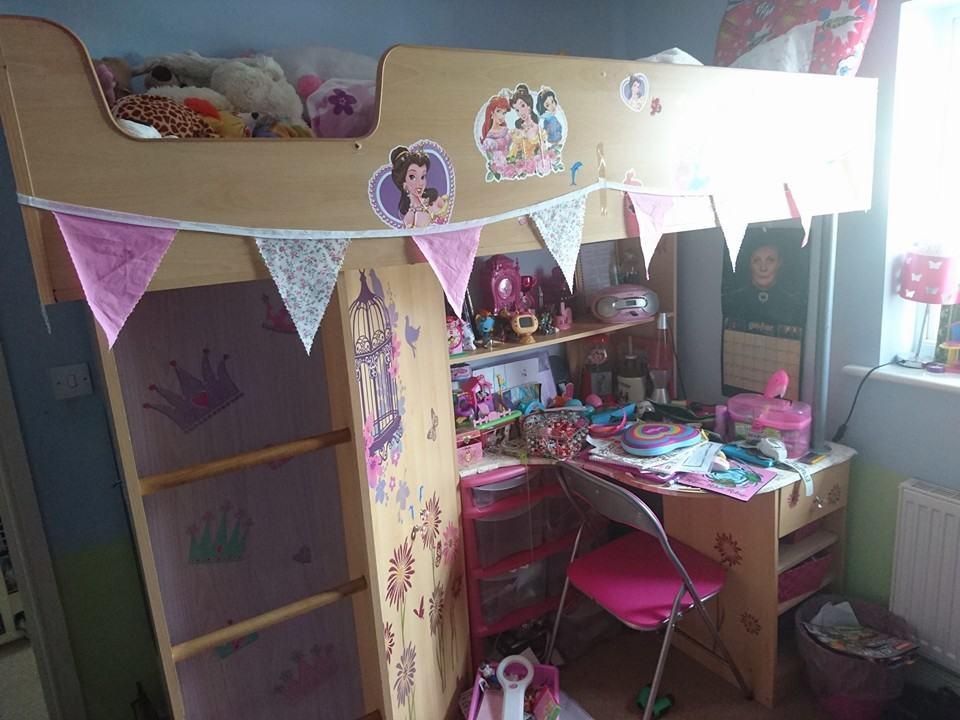 bedroom upgrade bed