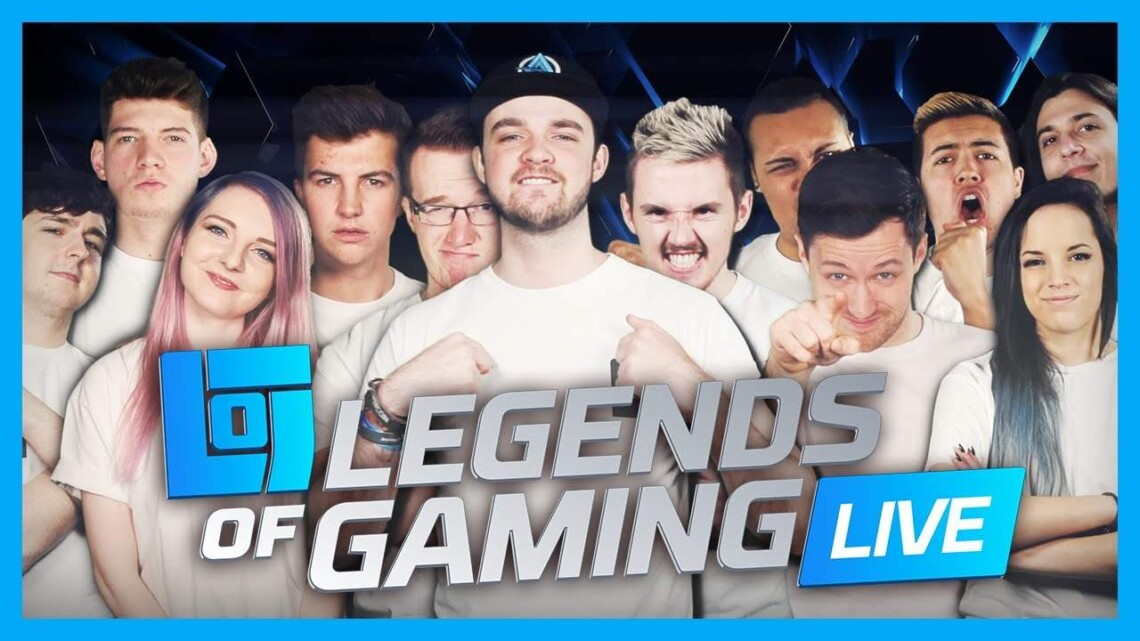 Legends of Gaming – Family friendly gaming event?
