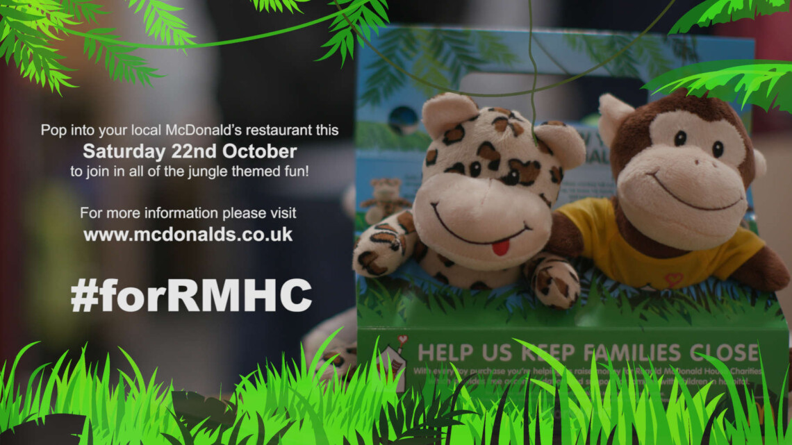 Visit McDonalds on 22nd October to help raise money #ForRMHC