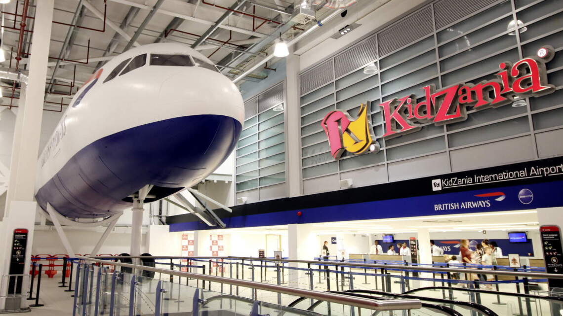 KidZania – The best play place we have ever visited