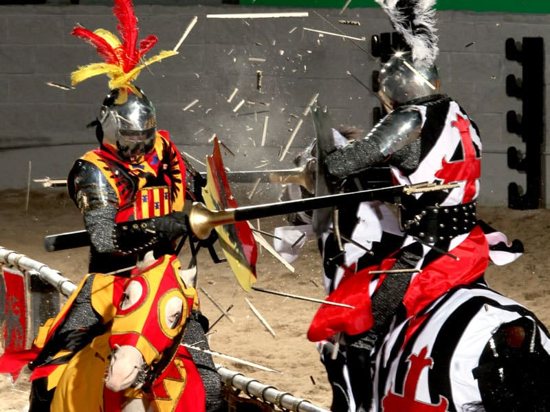 Discount for Spring break at the Medieval Times Dinner & Tournament?