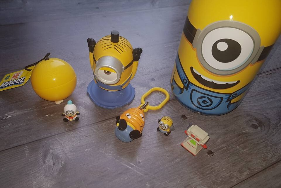 Despicable Me Minions Mineez and more