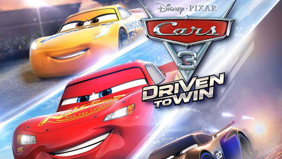 Disney Pixar Cars 3 Driven to Win Game preview