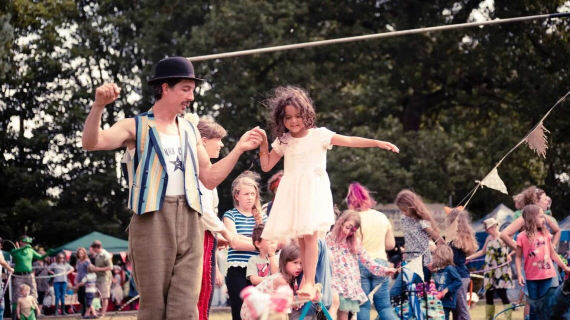 Behind the Scenes at the Lost Carnival at Dunham Massey Until 30th August