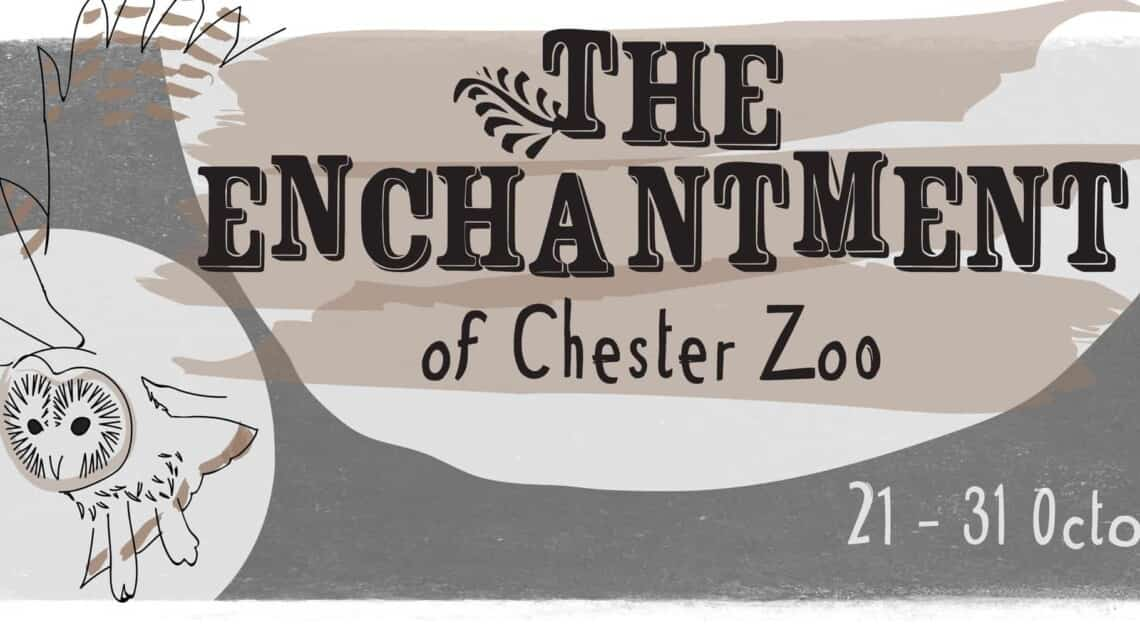 The Enchantment of Chester Zoo is back this half term
