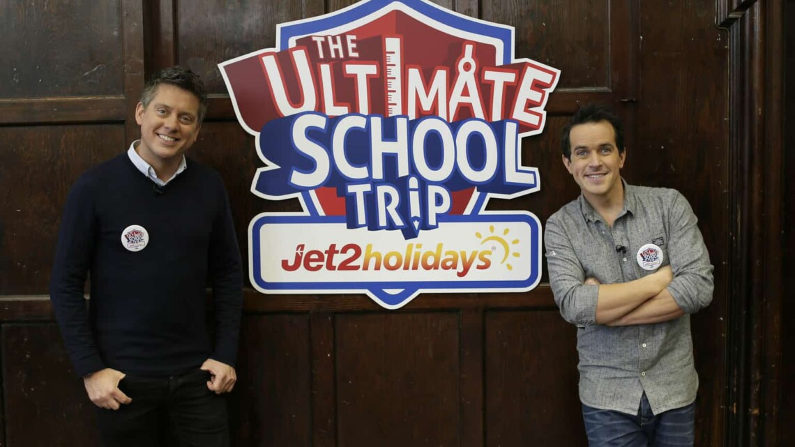 Could your school win the Ultimate School Trip? #Jet2holidays #UltimateSchoolTrip