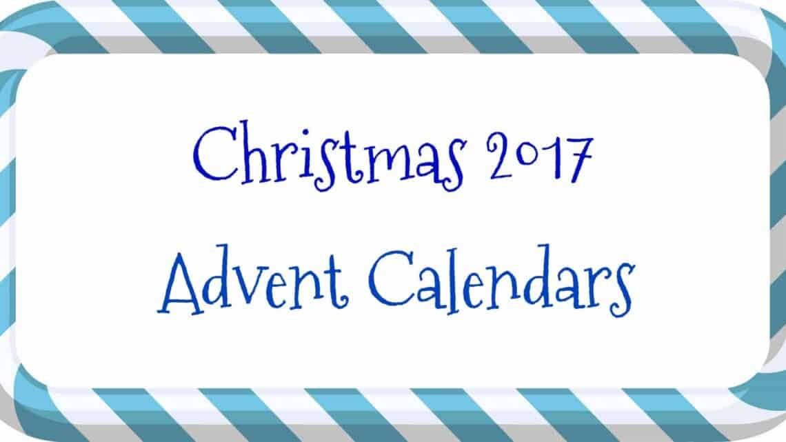 Advent Calendars for the whole family
