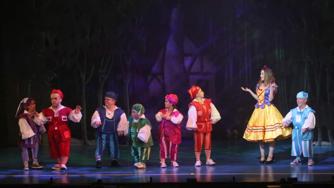 Snow White and the Seven Dwarfs Panto at St Helens Theatre Royal