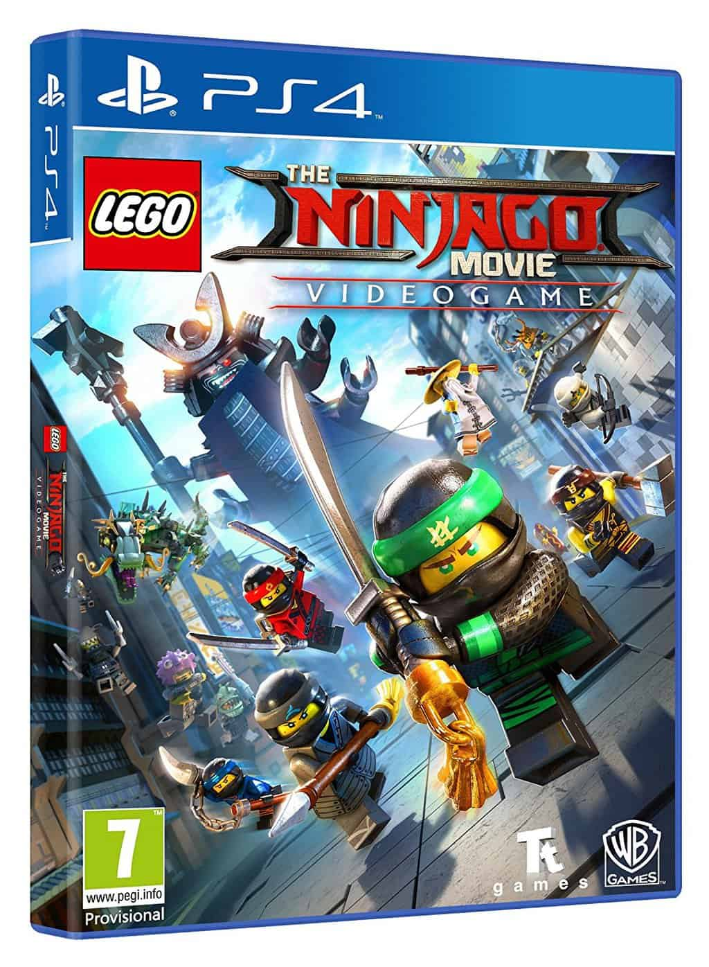 The LEGO Ninjago Video Game - Tired Mummy of two