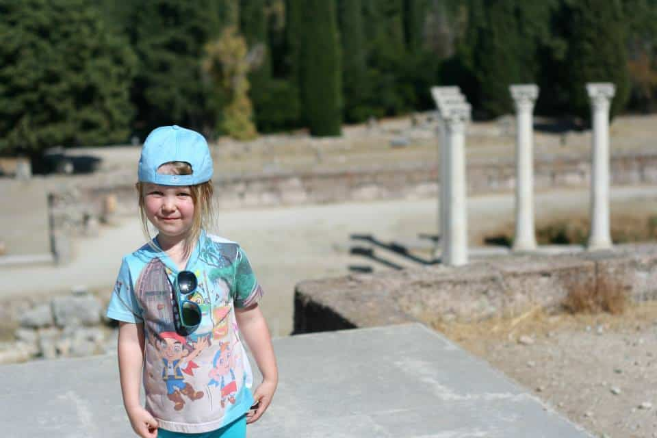 Best places to visit in Greece as a family