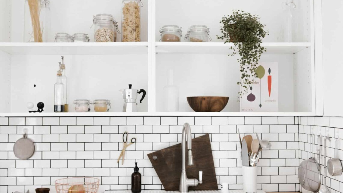 Tips and Tricks for Maximising Space in Your Small Kitchen
