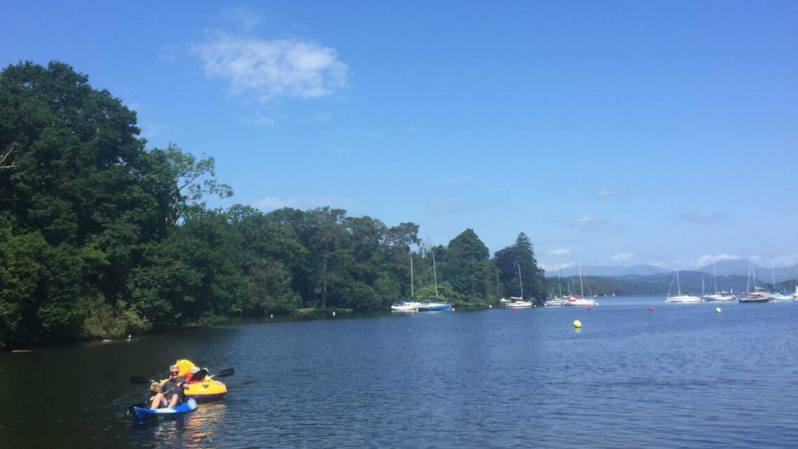 Keeping it local – The Lake District