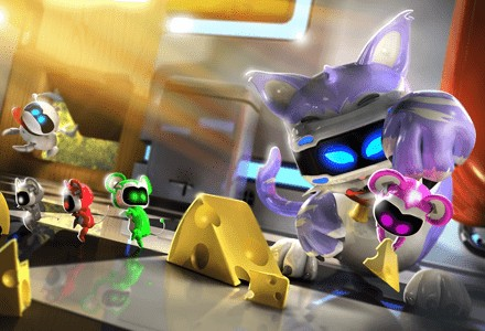 PSVR – Introducing the Playstation VR Playroom