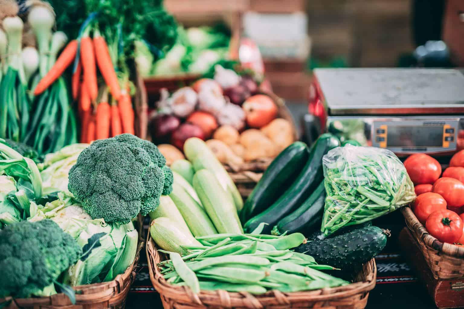 Slimming World – Meal Plan Week one