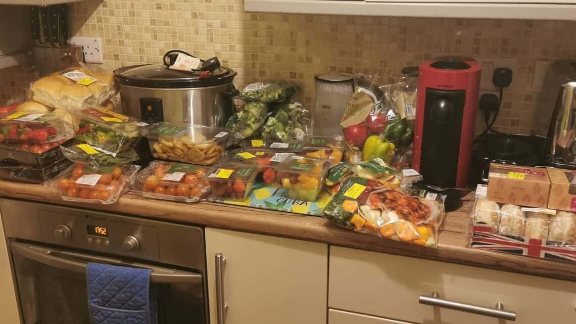 Top tips for preventing Food waste and saving money
