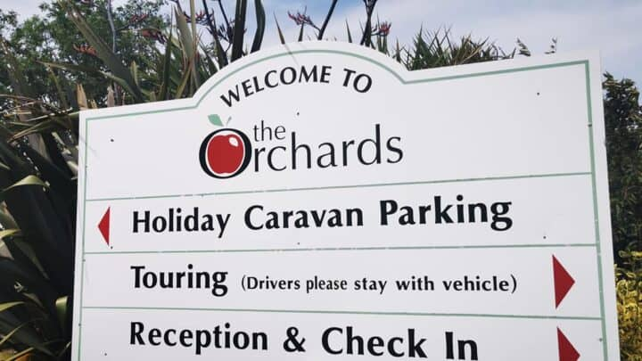 Why you should camp at The Orchards Holiday Park – Isle of Wight